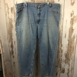 Faded Glory Men's Jeans, 46x30 Relaxed Fit. D10